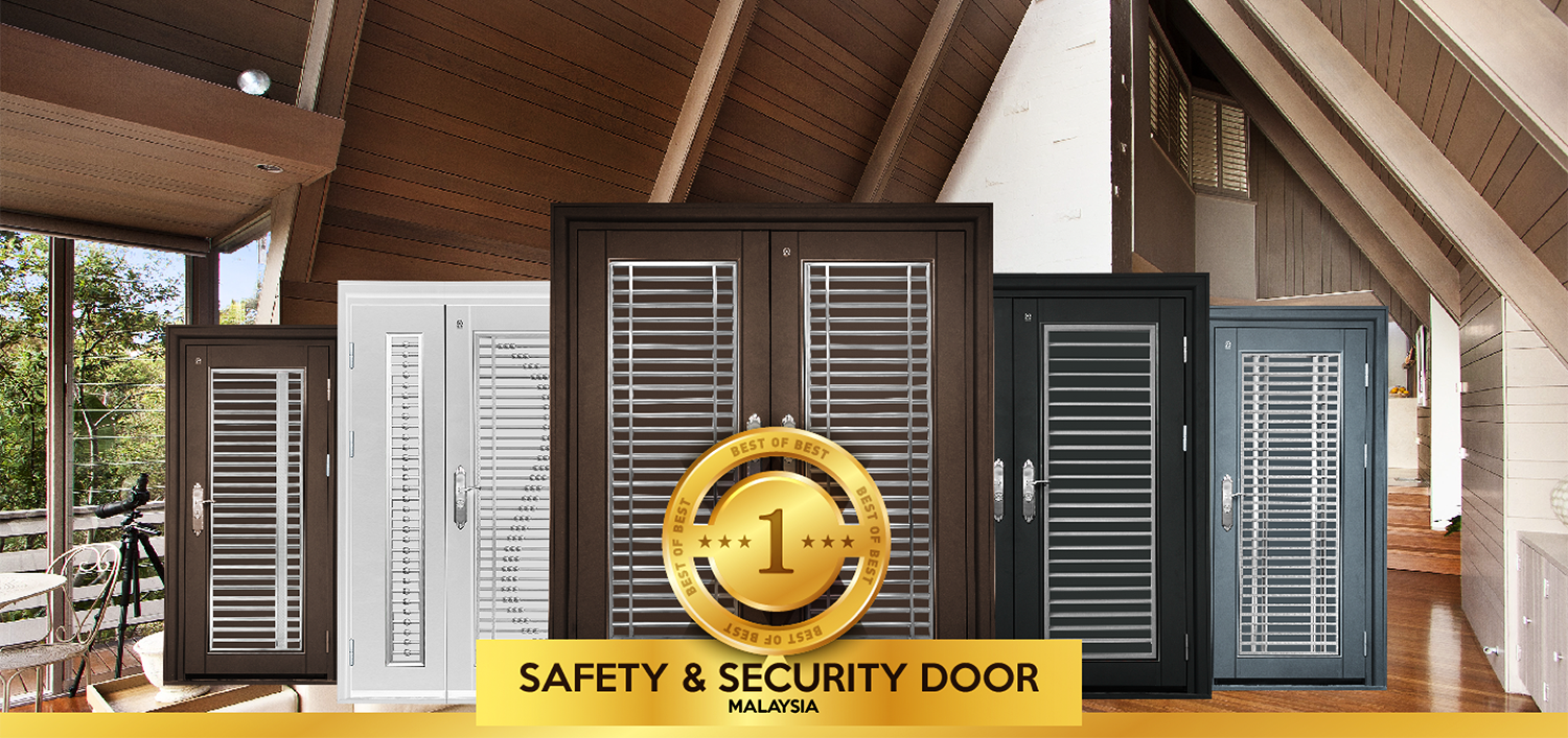 New Edge Safety Door No 1 Safety Amp Security Door In Malaysia